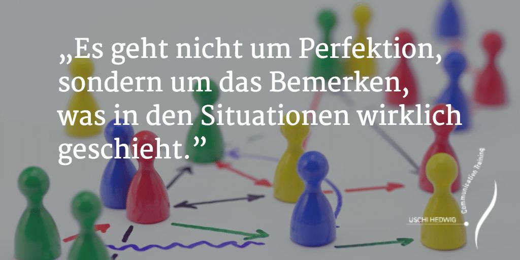 """Illustration und Zitat zum Leadership Blog Post """"Führen über Bewusstsein Teil 1"""""""