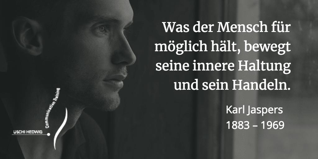 Zitat Karl Jaspers