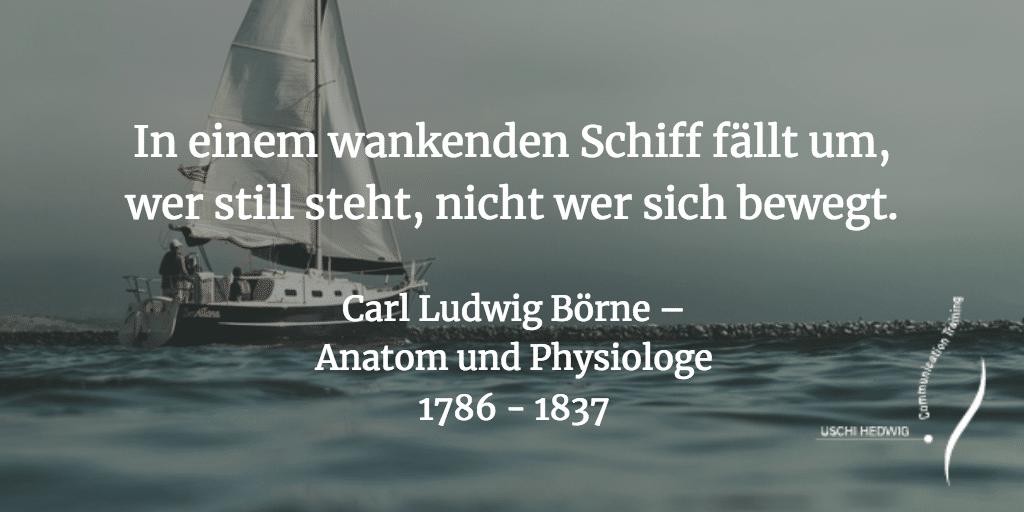 Zitat Carl Ludwig Börne